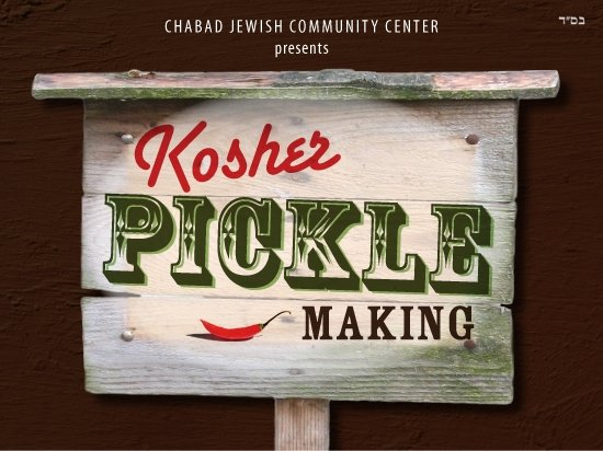 Kosher Pickling Workshop