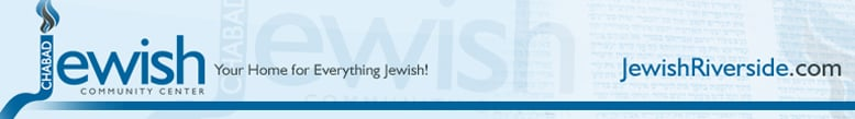 Chabad Jewish Community Center - Your Home for Everything Jewish!